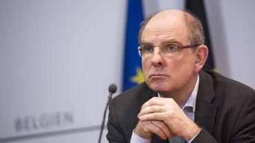 Le ministre de la Justice Koen Geens.
