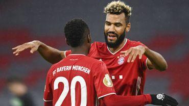 Doublé de Choupo-Moting pour sa première au Bayern