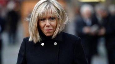 """France: Brigitte Macron compte """"assumer son rôle public"""""""