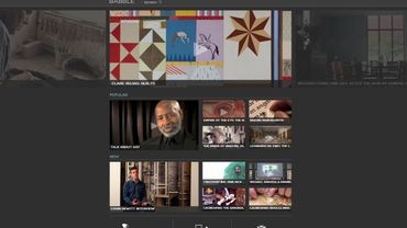 Le site ArtBabble