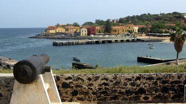 Port de l'île de Gorée, Sénégal