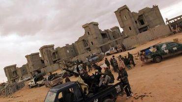 Des victimes d'un bombardement à Bani Walid veulent être indemnisées par l'Otan