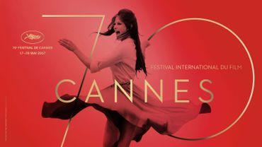 Affiche du festival de Cannes 2017