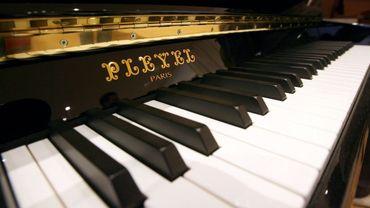Fin de partition pour les prestigieux pianos Pleyel