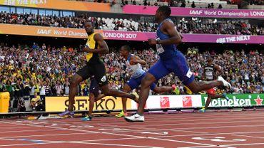 Coleman devance Bolt en demi-finale du 100m