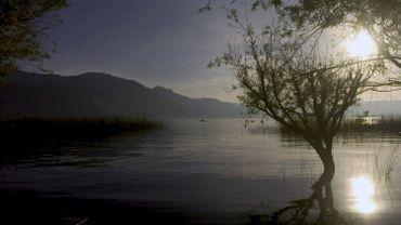 Le lac Atitlán