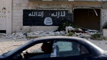 Un djihadiste belge emprisonné en Syrie