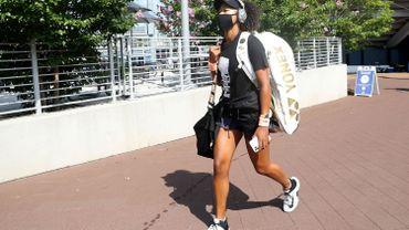 Naomi Osaka, blessée, déclare forfait pour la finale de Cincinatti