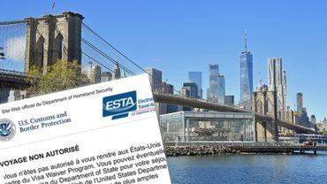 Vacances aux USA annulées: quand un ESTA refusé au dernier moment vient tout gâcher
