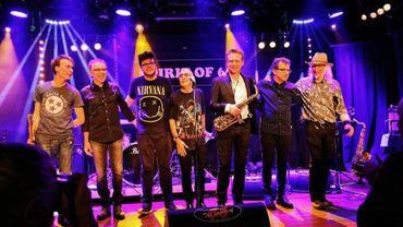 Le groupe Such A Noise à l'affiche du Rock Festival de Nandrin