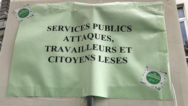 Action de sensibilisation vendredi à Mons