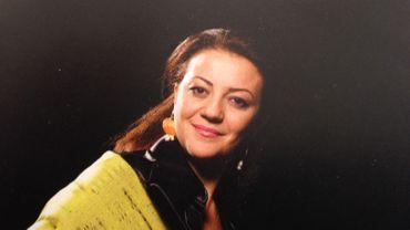 La chanteuse tunisienne Dorsaf Hamdani à Liège à la Cité Miroir