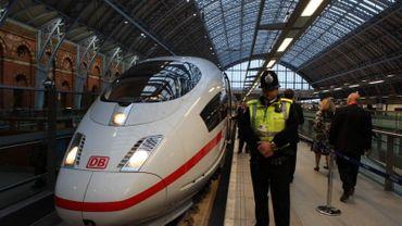 La Deutsche Bahn a prévu que le train rapide passe par Liège mais sans s'y arrêter