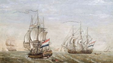 La Compagnie des Indes orientales, la VOC