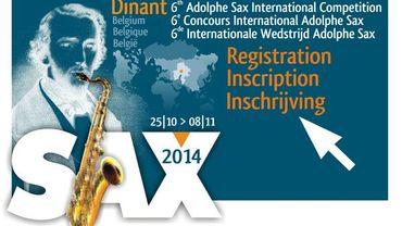 Un Belge parmi les 18 demi-finalistes du Concours International Adolphe Sax à Dinant