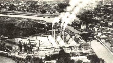 usine de la Vieille Montagne (site d'Angleur)