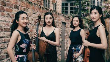 Le quatuor Esmé est notre invité ce dimanche