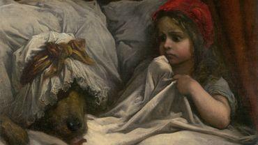 Le Petit Chaperon Rouge, par Gustave Doré