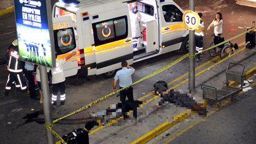 Au moins 36 personnes ont été tuées et 147 blessées mardi soir dans un triple attentat-suicide à l'aéroport international Atatürk d'Istanbul