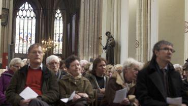 La religion catholique est en recul en Belgique, comme ailleurs