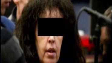 Malika El-Aroud, la veuve de l'un des assassins du commandant Massoud.