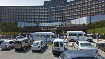L'hôpital Vésale, à Montigny-le-Tilleul.