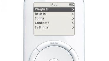 Le premier iPod