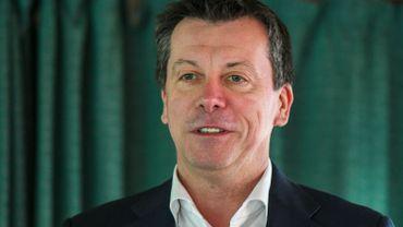 Frédéric Daerden (PS), ministre du Budget.