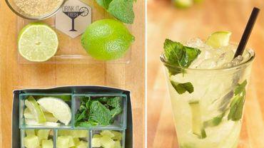 « Drink it Fresh », la solution facile pour un cocktail plus que réussi.