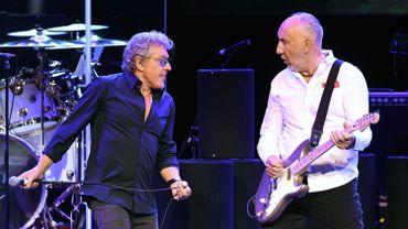 Roger Daltrey et Pete Townshend