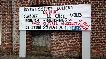 Des riverains de Melles et Mourcourt et Velaines se mobilisent