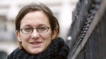 Sonia Rolley en 2008 à Paris