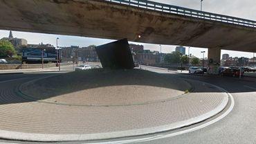 La situation est revenue à la normale au rond-point du viaduc à Charleroi