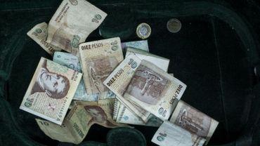 De la monnaie argentine