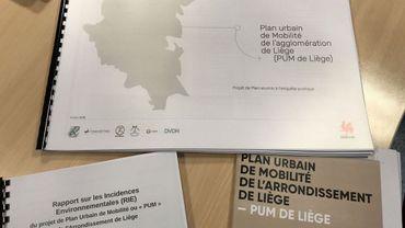 Le Plan Urbain de Mobilité de l'arrondissement de Liège définitivement adopté