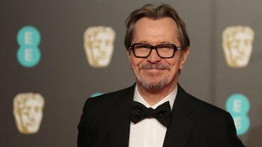 "Avec ""Killers Anonymous"", Gary Oldman tournera son premier film depuis son Oscar en mars dernier."