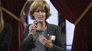 Céline Tellier, d'Inter-Environnement Wallonie à l'Environnement wallon.