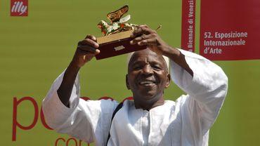 Malick Sidibe avait reçu le Lion d'Or à la Biennale de Venise en 2007