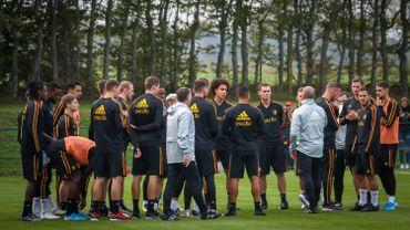 L'Union belge a prévu de l'animation jeudi contre Saint Marin pour fêter la qualification