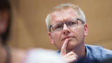 Georges Gilkinet, député Ecolo