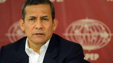 Pérou: 18 mois de détention préventive pour l'ex-président Humala et son épouse