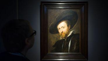 L'autoportrait de Rubens, fraîchement restauré, est de retour à Anvers