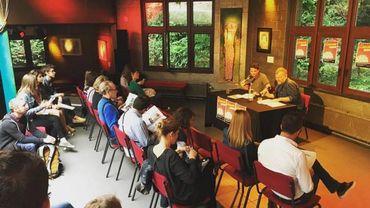 Eldoradôme: conférence de presse de présentation au Poche