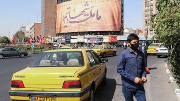 """Les Etats-Unis rétablissent les sanctions contre l'Iran, qui appelle le monde """"à parler d'une seule voix"""""""