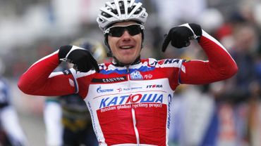 Tsatevitch gagne le GP Samyn