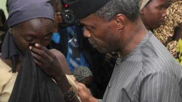 Une vingtaine d'écolières captives de Boko Haram ont pu rejoindre leurs familles