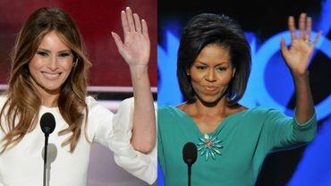 L'auteur du discours de Melania Trump s'excuse pour les mots empruntés à Michelle Obama