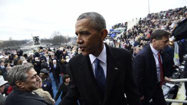 Barack Obama ne s'était plus exprimé depuis le 20 janvier dernier