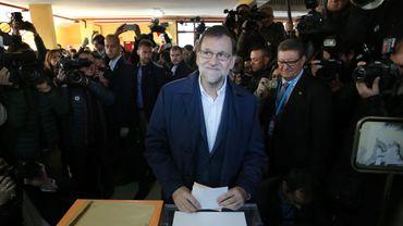 Mariano Rajoy, leader du Parti populaire.