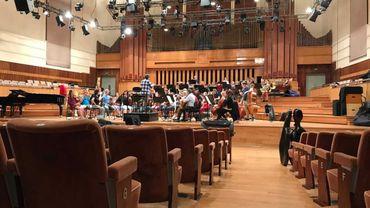 L'orchestre Philharmonique de Bruxelles, 22 mars 2019